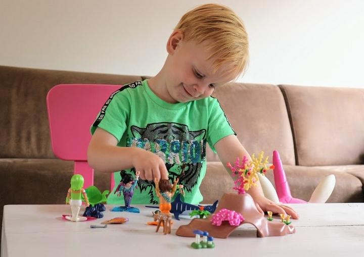 playmobil zeemeerminnen