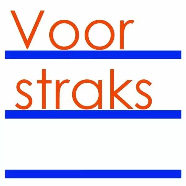 voor straks logo