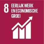 SDG 8 | Eerlijk werk en economische groei