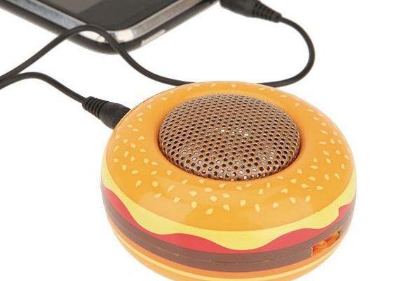 Burgers In Je Speakers