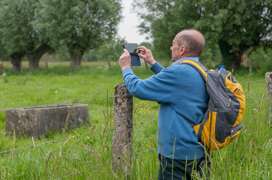 Fotowandeling bij Stichting 'kLEEF!