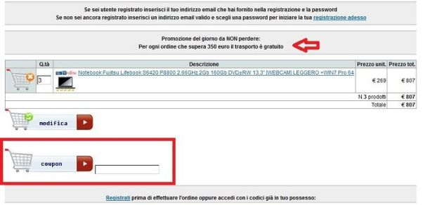 coupon sconto simpaticotech