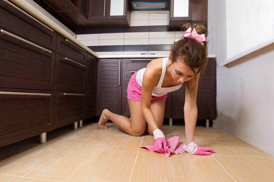 Дезинфекция комнаты в домашних условиях