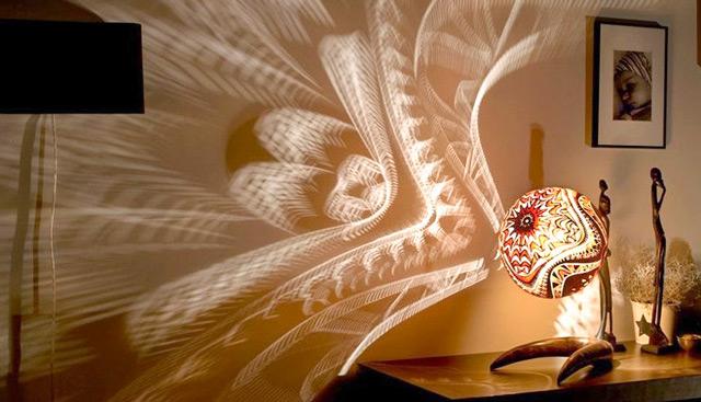 原装台灯用球形灯罩