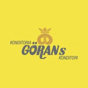 Görans konditori logo