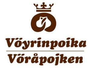 Vöråpojken logo