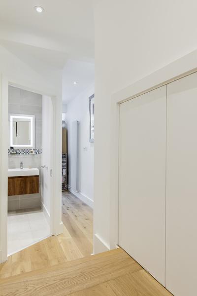0227 - Side extension to ground floor apartment in Kilburn-vorbild-architecture-hgarden-flat-kitchen-bathroom-queens-park--26