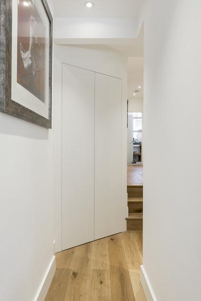 0227 - Side extension to ground floor apartment in Kilburn-vorbild-architecture-hgarden-flat-kitchen-bathroom-queens-park--30