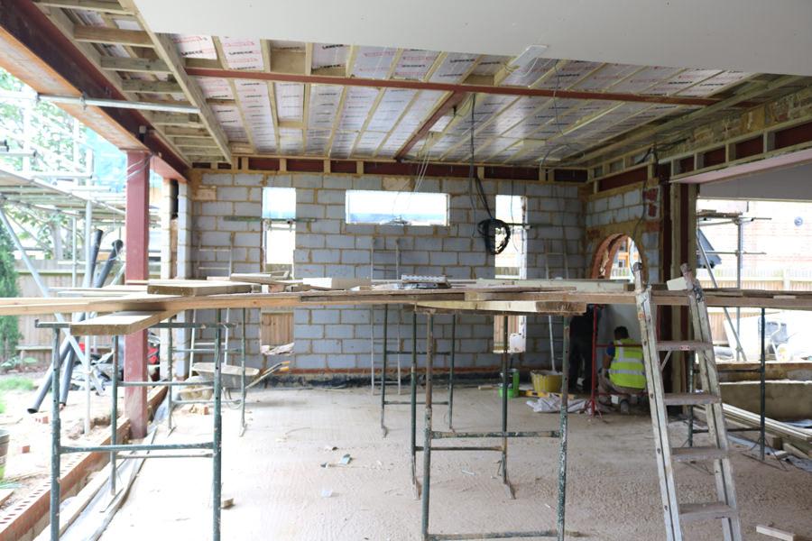0431 - Refurbishment and large contemporary extension in Teddington vorbild-architecture-16