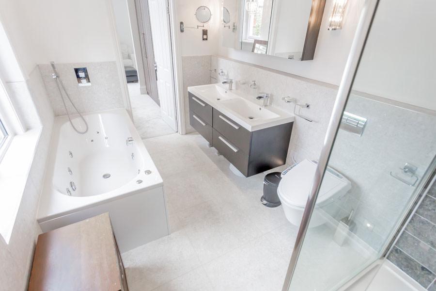0431 - Refurbishment and large contemporary extension in Teddington vorbild-architecture-25