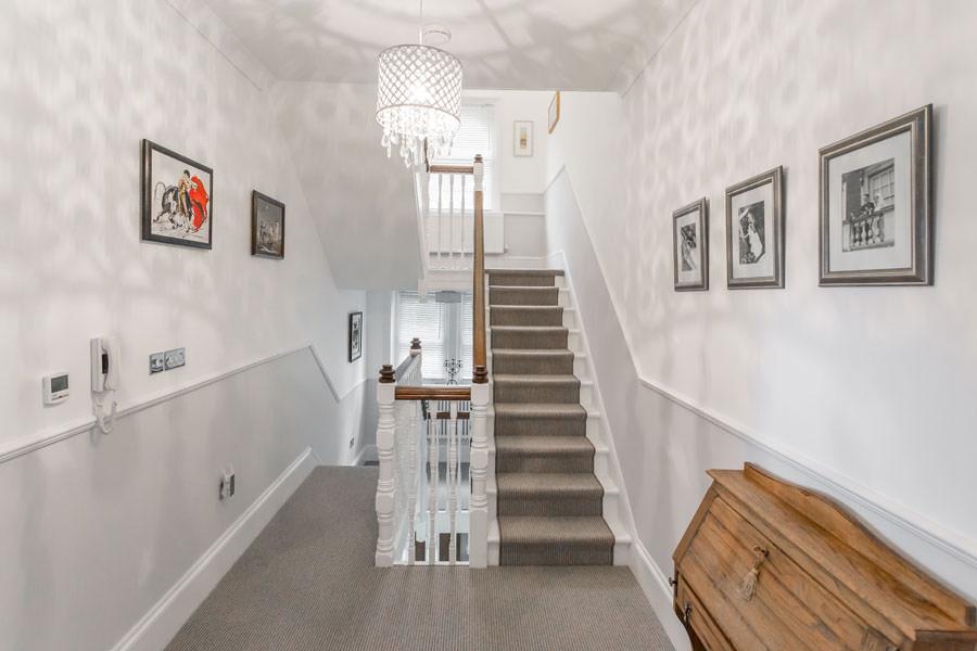 0431 - Refurbishment and large contemporary extension in Teddington vorbild-architecture-19