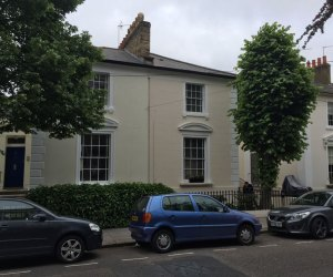 0639 Listed house in Camden, NW1