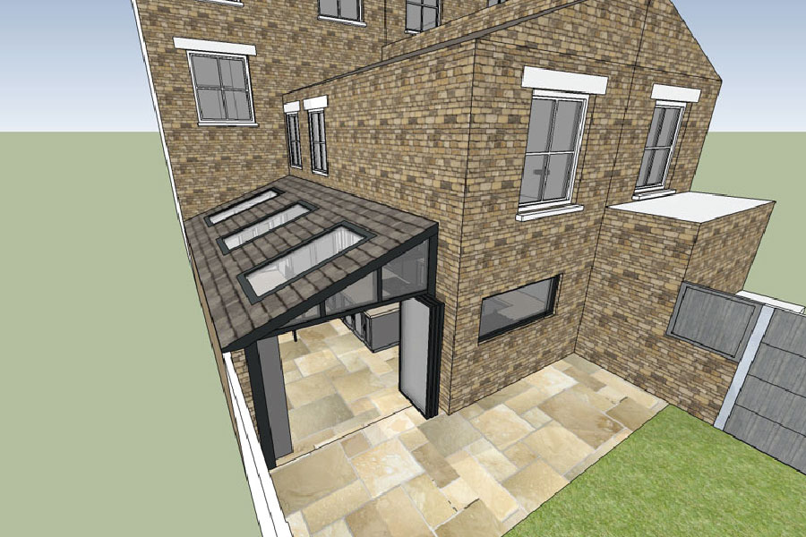 Vorbild-Architecture_rear-extension-in-Islington_9