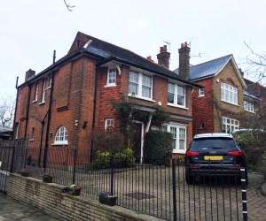 0788 Grange Park family home extension