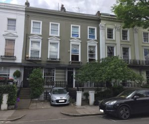 0828 Stunning St Johns Wood terraced house