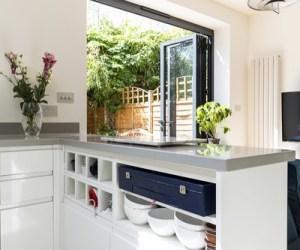 0227 Seitliche Erweiterung der Wohnung im Erdgeschoss in Kilburn und interne Renovierung
