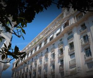 02503 Renovierung einer Suite im Miramar Hotel in Cannes