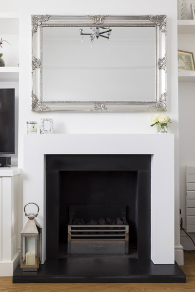 0605 - Complete refurbishment of a House in Hammersmith vorbild-architecture-fireplace-living-room-edit-4