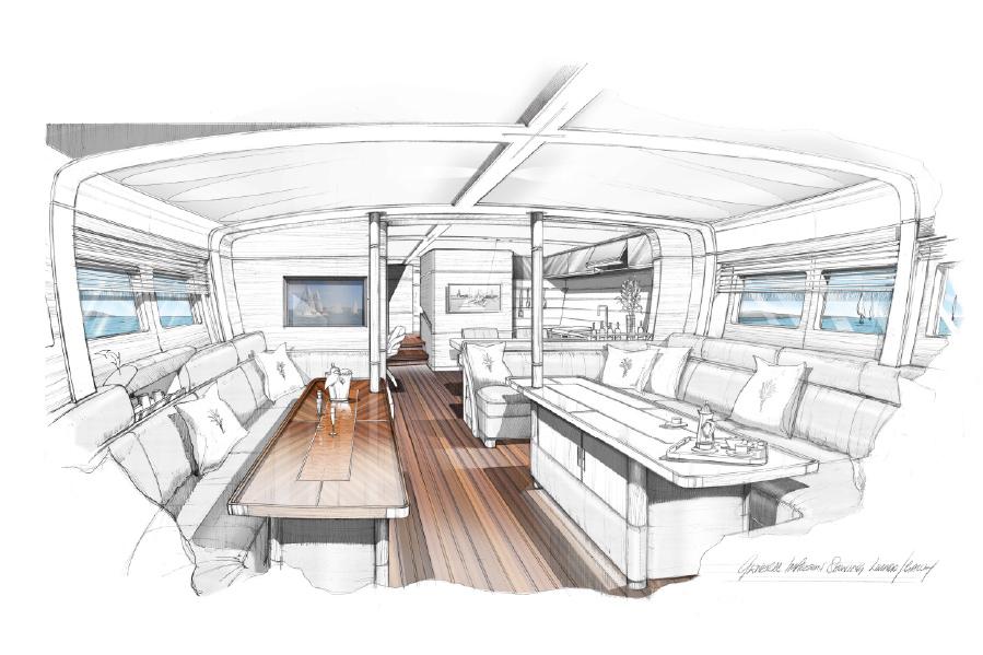vorbild yacht 5 - Conception de yacht