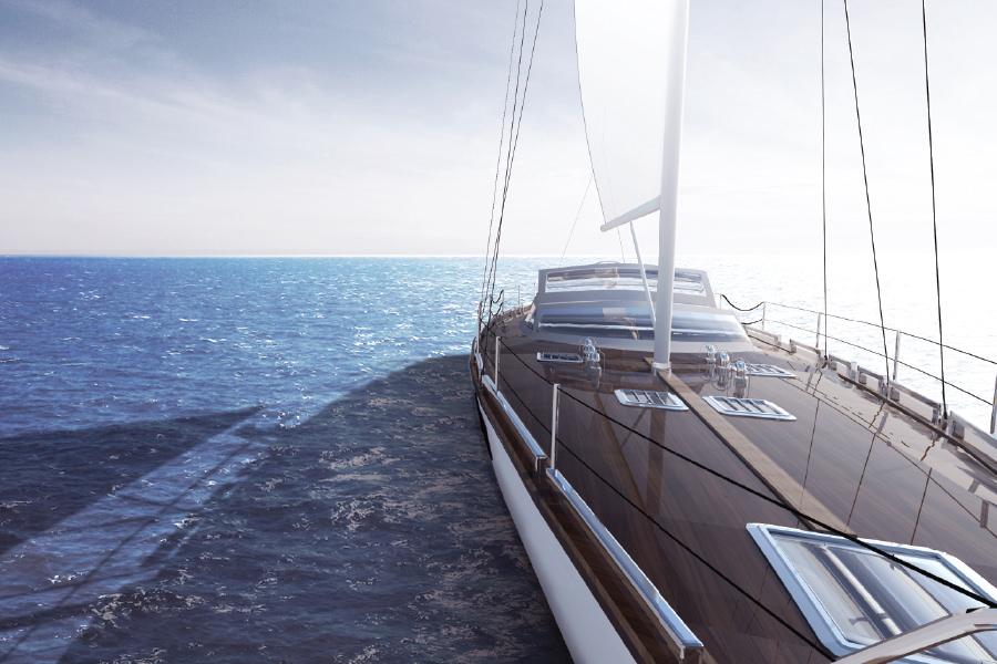 vorbild yacht 1 - Conception de yacht