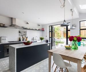 0401 Malerische Kilburn-Haussanierung, NW6, London