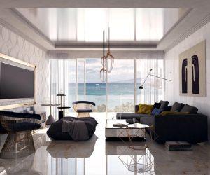 02062 Maison Art Déco à Key Biscayne, Florida