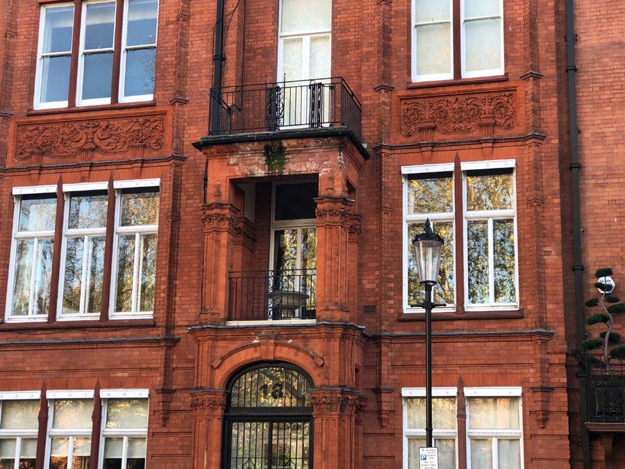 0849 - Hans Place appartement de luxe près de Harrods vorbild architecture -001