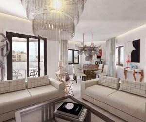 02523 Intérieurs de luxe à Monaco