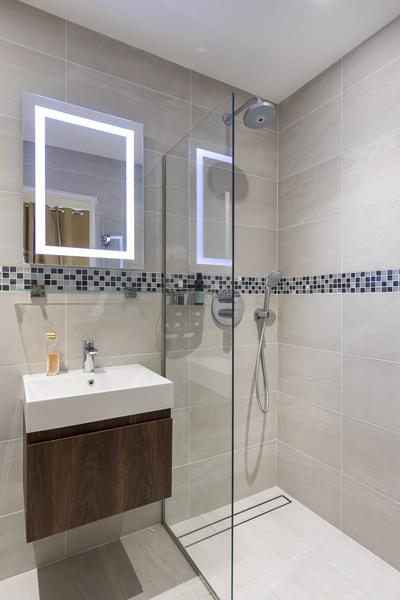0227 Extension latérale à l'appartement au rez-de-chaussée à Kilburn et rénovation internel
