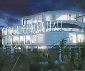 03331 Centre commercial avec hôtel et restaurant à Lagos, Nigéria