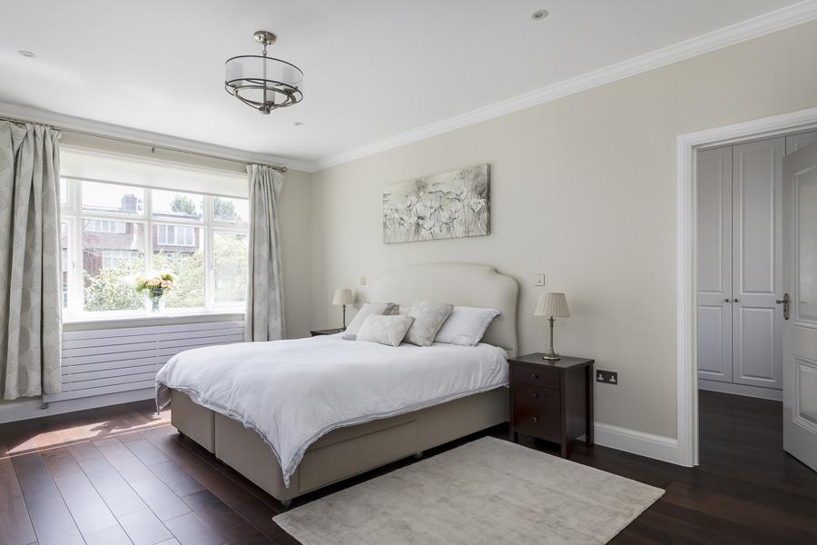 0600-l Rénovation contemporaine d'une résidence unifamiliale à Cricklewood