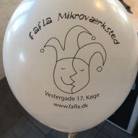 Fafla Mikroværksted - skønne, kreative timer med keramik