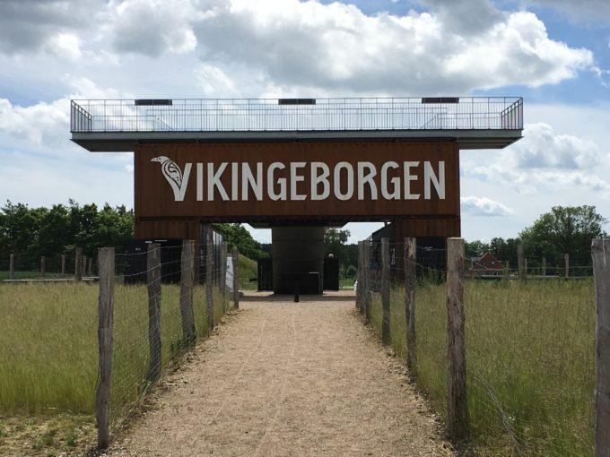 Vikingeborgen ved Køge - et eventyr under udgravning