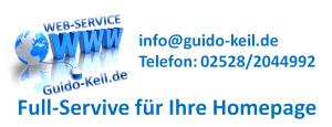 WEB-SERVICE Guido Keil