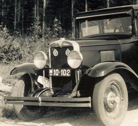 Chevrolet_Series_AC_International_1929_Frontpartie
