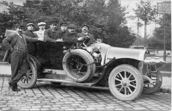 Opel_Taxi_um_1911_Galerie