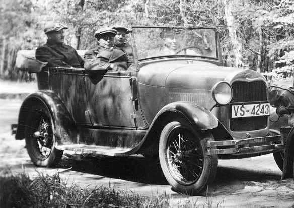 Ford_Model A_Roadster