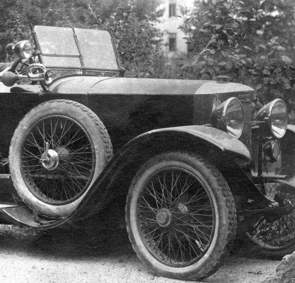 Austro-Daimler_AD617_Frontpartie