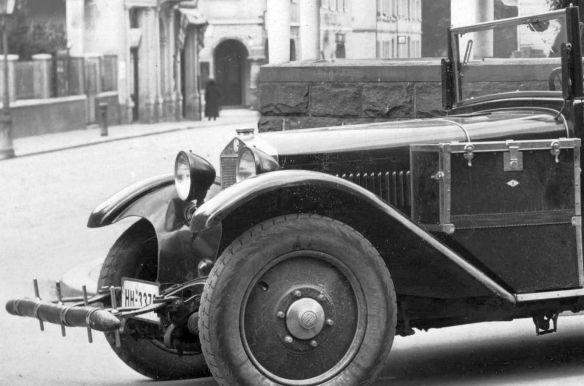 Steyr_Typ_XII_Kur_06-1929_Sammlung_Klaas_Dierks_Frontpartie