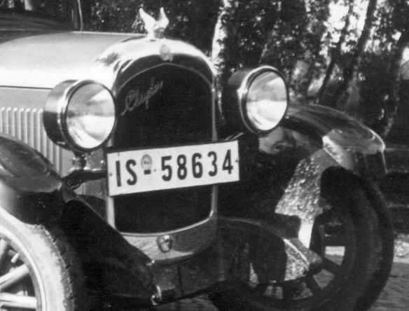 Chrysler_Four_1926_oder_1927_Frontpartie