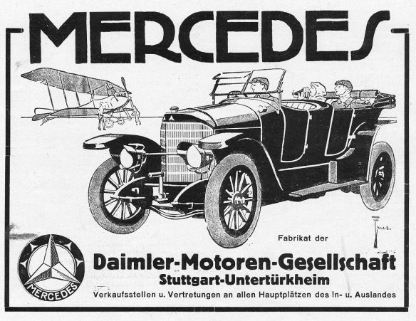 Mercedes-Reklame_ab_1914_Galerie