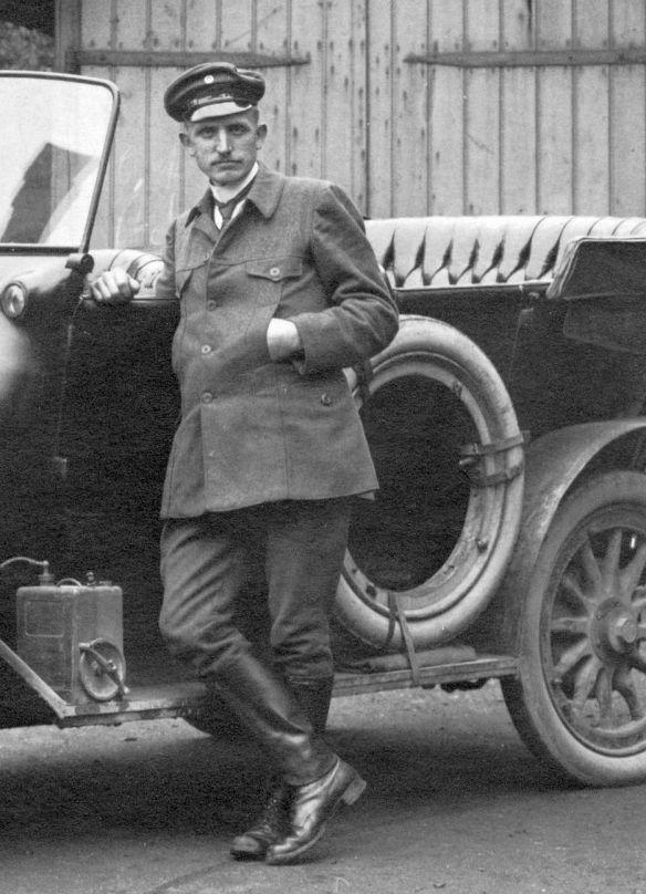 Hansa_um_1913_Fahrer