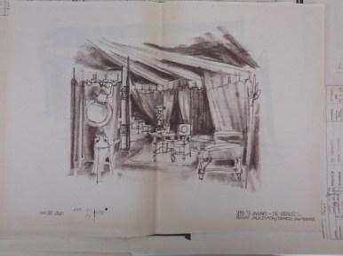 63-1-17 Een idealist VPRO Regie Jack Dixon. Ontwerpassistent Arnold Kroon. Collectie Beeld en Geluid