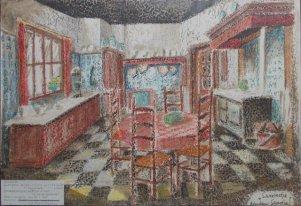 Swiebertje - keuken Saartje - prive-collectie Rinus Does