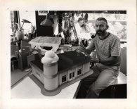 Maquette voor Coupe ter Weijden (AVRO, 1983)