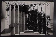 Maquette voor IKON-programma 1974. Ontwerp Roland de Groot, collectie Martien van den Dijssel