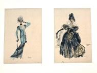 Titel en uitzenddatum niet bekend, kostuumontwerp Wim Bijmoer, collectie Beeld en Geluid
