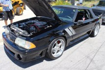 Fox Body Mustang Front Clip - Year of Clean Water