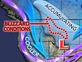 Late-October Blizzard to Lash Northern Rockies