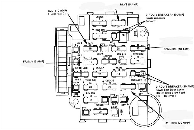 1978 buick regal wiring diagram
